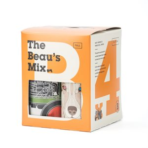Beaus Fall Mix Pack 4 C