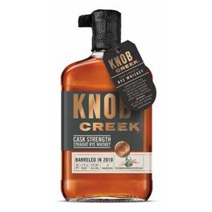 Knob Creek Cask Strength Rye Release #2 750ml