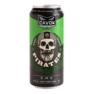 Cavok Brewing East Coast Pirates IPA 473ml