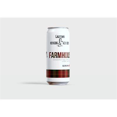 Gagetown Distilling & Cidery Farmhouse Cider 473ml