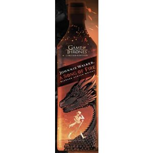 Johnnie Walker Game Of Thrones A Song Of Fire 750ml
