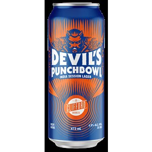 Clifford Devils Punchbowl India Session Lager 473ml
