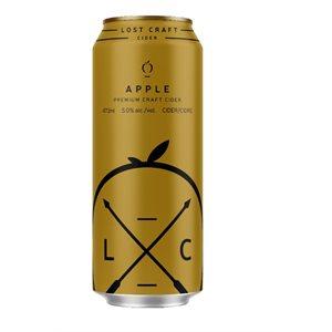 Lost Craft Premium Apple Cider 473ml