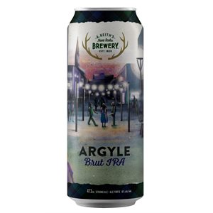 Keiths Argyle Brut IPA 473ml