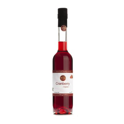 Sussex Distillery Cranberry Liqueur 375ml