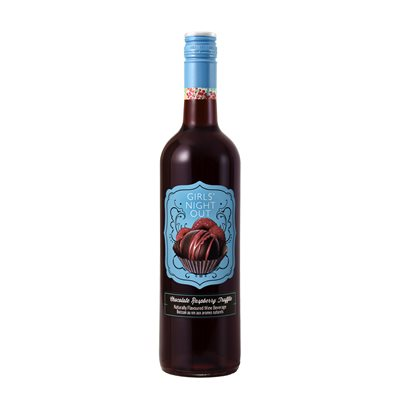 Girls Night Out Chocolate Raspberry Truffle 750ml