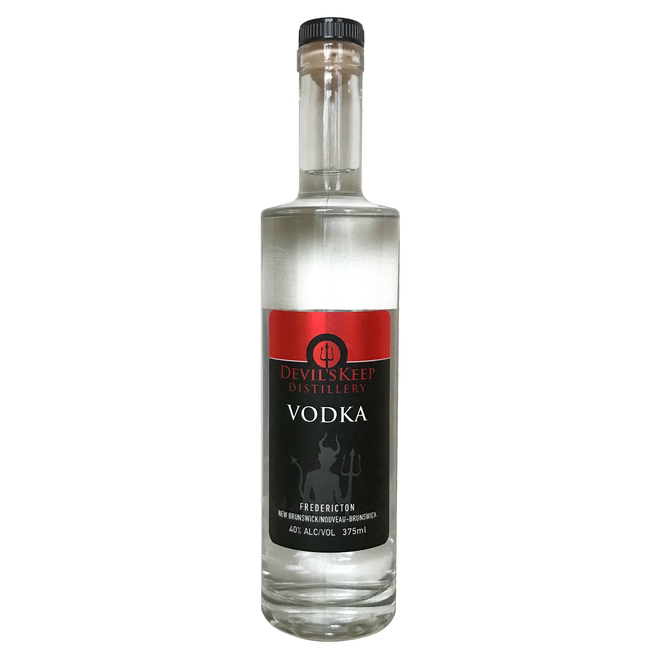Devils Keep Handcrafted Vodka 375ml