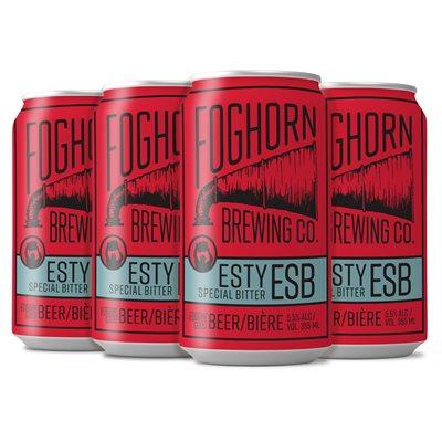 Foghorn Esty Special Bitter ESB 4 C