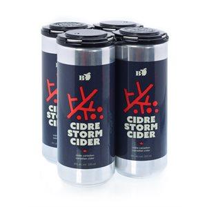 Belliveau Storm Cider 4 C