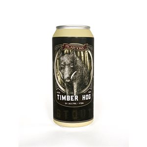 Picaroons Timber Hog Stout 473ml