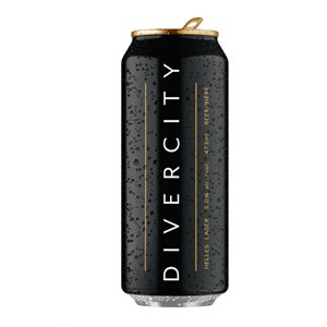 Lost Craft Divercity Helles Lager 473ml