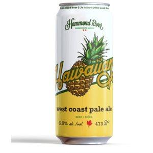 Hammond River Hawaiian Pale Ale 473ml