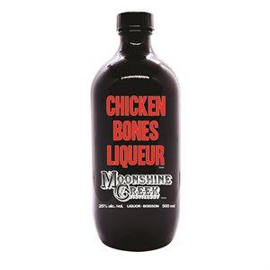 Moonshine Creek Chicken Bones Liqueur 500ml