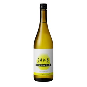 Gekkeikan Pineapple Flavoured Sake 750ml