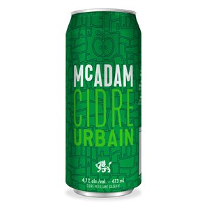 McAdam Urban Cider 473ml