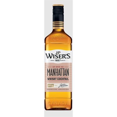 JP Wisers Manhattan 750ml
