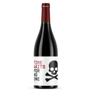 Time Waits For No One Red 750ml