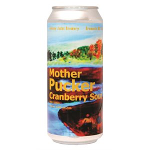 Johnny Jacks Mother Pucker Cranberry Sour 473ml