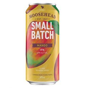 Moosehead Small Batch Mango IPA 473ml