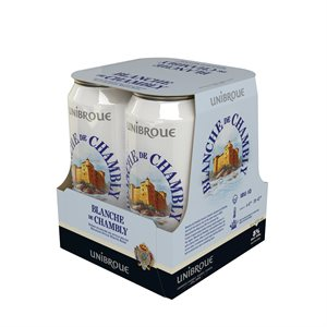 Unibroue Blanche De Chambly 4 C