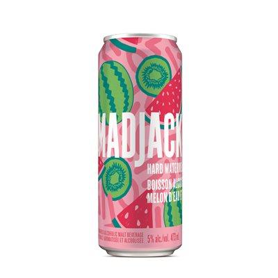 Mad Jack Watermelon Kiwi 473ml