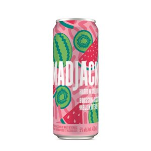 Mad Jack Watermelon Kiwi 473ml