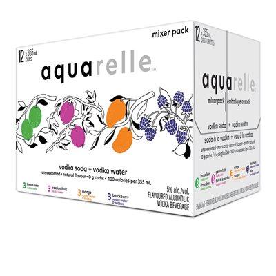 Aquarelle Mixer Pack 12 C