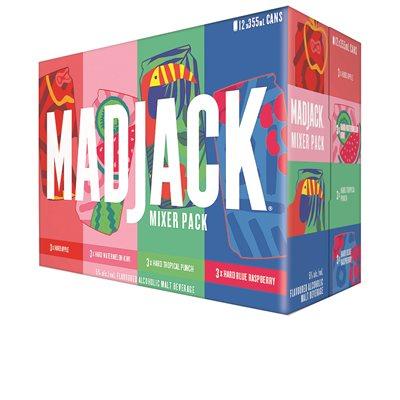 Mad Jack Mixer Pack 12 C