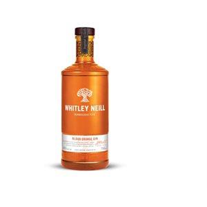 Whitley Neill Blood Orange Gin 750ml