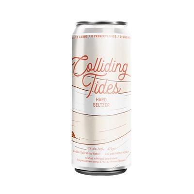 Colliding Tides Hard Seltzer 473ml
