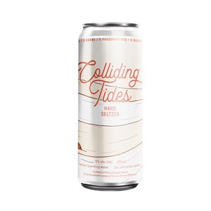 Colliding Tides Hard Seltzer 473ml