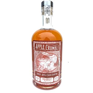 Moonshine Creek Apple Crumble 750ml