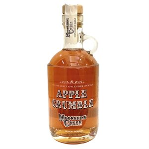 Moonshine Creek Apple Crumble 375ml