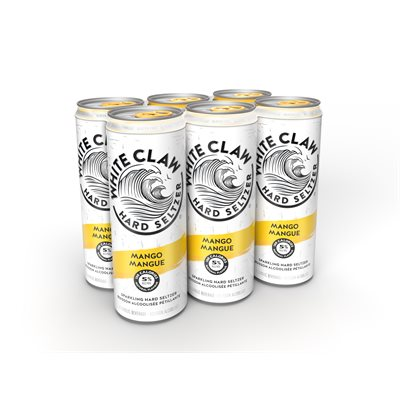 White Claw Mango 6 C
