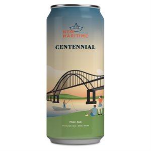 New Maritime Centennial Pale Ale 473ml