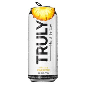 Truly Pineapple Hard Seltzer 473ml