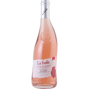 Brotte La Fiole Cotes Du Rhone Rose 750ml