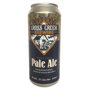 Cross Creek Pale Ale 473ml