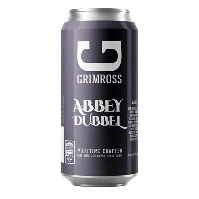 Grimross Abbey Dubbel 473ml