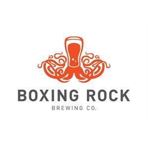 Boxing Rock Blueberry Sour Ale 473ml