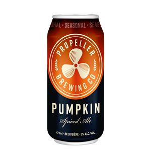 Propeller Pumpkin Spiced Ale 473ml