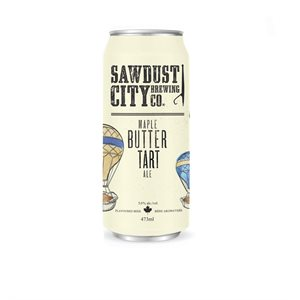 Sawdust City Maple Butter Tart Ale 473ml