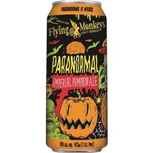 Flying Monkeys Paranormal Imperial Pumpkin Ale 473ml