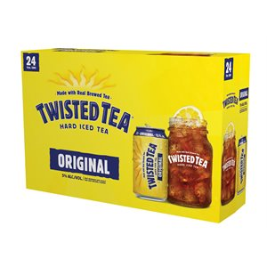 Twisted Tea Original 24 C