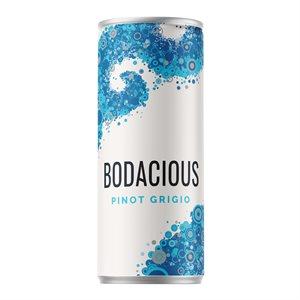 Bodacious Pinot Grigio 250ml