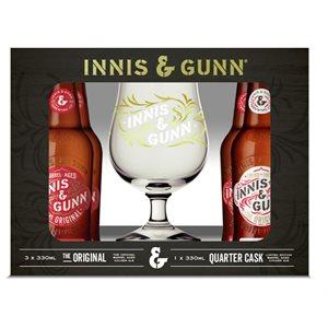 Innis & Gunn Gift Pack 4 x 330ml