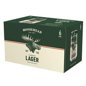 Moosehead Lager 6 C