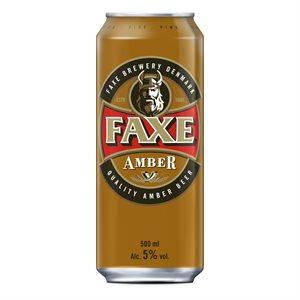 Faxe Amber 500ml