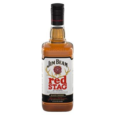 Jim Beam Red Stag Black Cherry 750ml