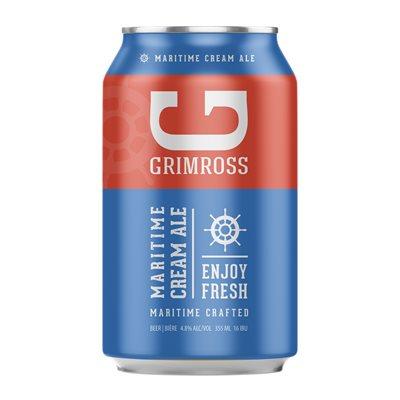 Grimross Maritime Cream Ale 355ml
